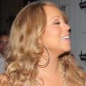 New Mom Mariah Hits The Club