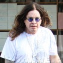 Ozzy Osbourne Out In Malibu