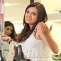 Rebecca Black Goes Shoe Shopping