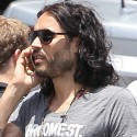 Russell Brand Phones It In