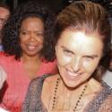Oprah Winfrey And Maria Shriver Dine In Beverly Hills