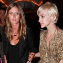 Ashlee Simpson And Nicky Hilton Hit The Town