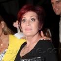 Sharon Osbourne At Madeo