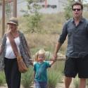 Tori And Dean Take The Kids Out In Malibu