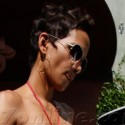 Halle Berry And Nahla Get Lunch