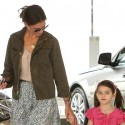 Katie Holmes Spotted With Henna Tattoo