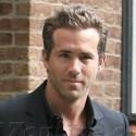 Ryan Reynolds Leaves NYC Hotel