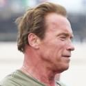 Arnold Schwarzenegger Works It Out