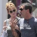 Antonio Banderas And Melanie Griffith Go Shopping In Marbella, Spain