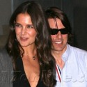 Katie Holmes And Tom Cruise Have A Dinner-And-A-Movie Date In NYC