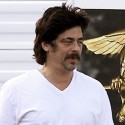 Benicio Del Toro Steps Out After Birth Of Baby Girl