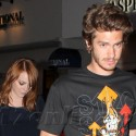 Andrew Garfield And Emma Stone Have A Nobu Date Night