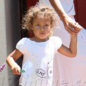 Halle Berry Picks Nahla Up From School