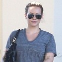 Hilary Duff And Big Sis Haylie Head To The Tennis Courts