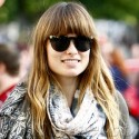 Olivia Wilde Checks Out The Historical Monuments In Berlin