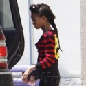 Willow Smith Shops For Toys