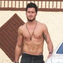 Dancing With The Stars Practice Gets Hot And Shirtless