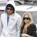 Avril And Brody Shop At Whole Foods In Shades