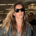 Gisele Bundchen Gets Shady At The Airport