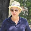 Ellen DeGeneres Out In Beverly Hills