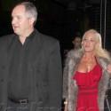 Tareq Salahi Grabs Dinner With Buxom Blonde