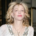 Courtney Love Shows Off Her Skinny Frame At The Marchesa Spring 2012 Show