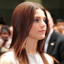 Ashley Greene And Company Attend The Calvin Klein Show On The Final Day Of Fashion Week