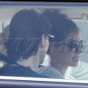 Katie Holmes Drives Tom Cruise To The Scientology Center