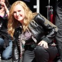 Melissa Etheridge Gets A Star On The Walk Of Fame
