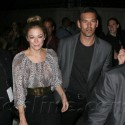 Stars Attend Monique Lhuillier's Fashion Show In NYC