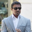 Sylvester Stallone Heads To Lunch In Beverly Hills