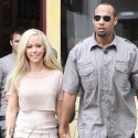 Kendra Wilkinson And Hank Baskett Tape Extra At The Grove
