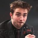 Rob Pattinson Gets Goofy