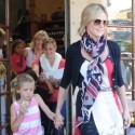 Heidi Klum And Seal Carry Their Kids