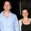 Alicia Silverston And Hubby Head To Dinner at Madeo