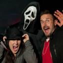 Celebrities Visit Universal Studios Hollywood's Halloween Horror Nights