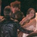 Lauren Conrad And Derek Hough Sneak Out Of Roosevelt Hotel Together