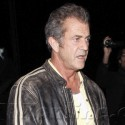 Mel Gibson Parties With Hot Blonde