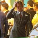 Ryan Gosling Looks Smoking Hot