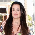 Kyle Richards Spends Some Time At The Salon