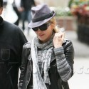 Madonna Takes The Family To The Kabbalah Center