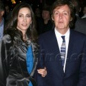 Newlyweds Paul McCartney and Nancy Shevell in NYC