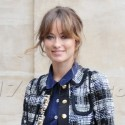 Olivia Wilde Strolls Through Paris