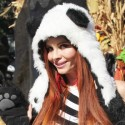 Phoebe Price At The Pumpkin Patch
