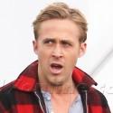 Ryan Gosling And Sean Penn On Set