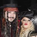 Christina And Matt Get Into The Halloween Spirit