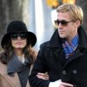 Ryan Gosling And Eva Mendes Enjoy Paris