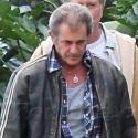 Mel Gibson Has Seen Better Days