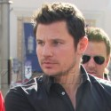 Nick Lachey At The Grove