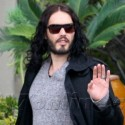 Russell Brand Gives X17 A Wave